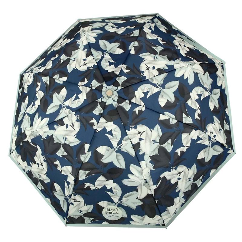 Hoffmann Paraply kort automatisk Blomst 1