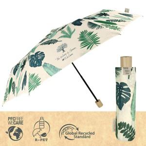 Hoffmann Paraply kort manuel Blomst
