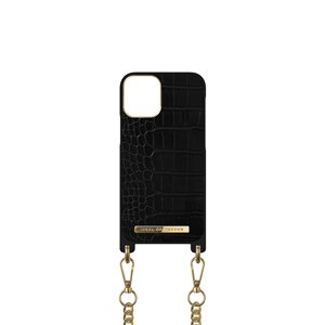 iDeal Of Sweden Mobilcover Necklace Case iPhone 12 Mini Sort