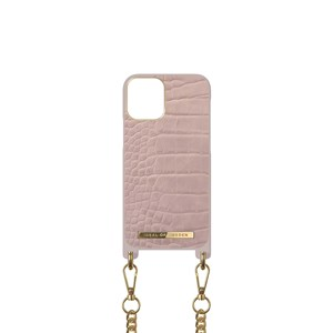 iDeal Of Sweden Mobilcover Necklace Case iPhone 12 Mini Rosa