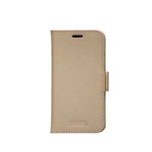 MODE by Dbramante Mobilcover New York iPhone 12 Mini Creme