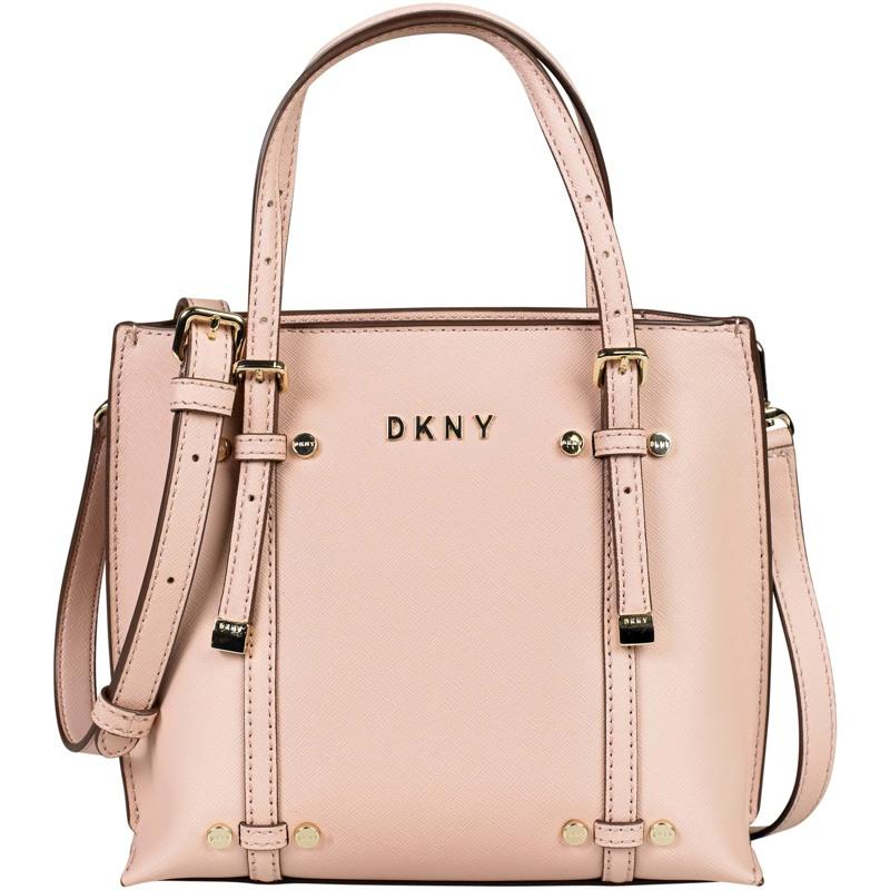 DKNY Crossbody Bo Mini Camel 1