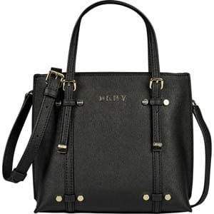 DKNY Crossbody Bo Mini Sort/Guld