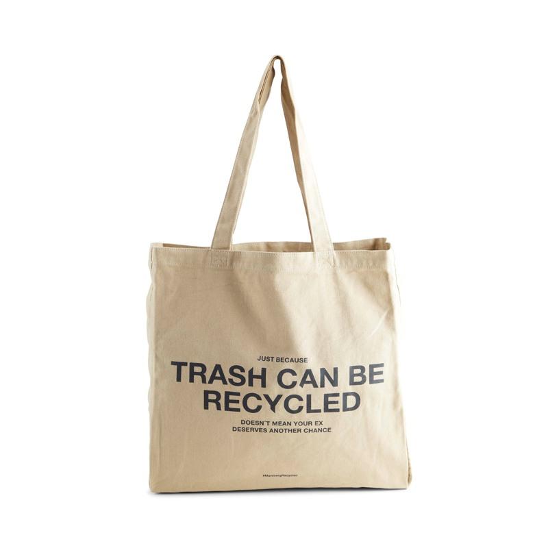 "Markberg Shopper IsidoraMBG ""Trash"" Beige 1"