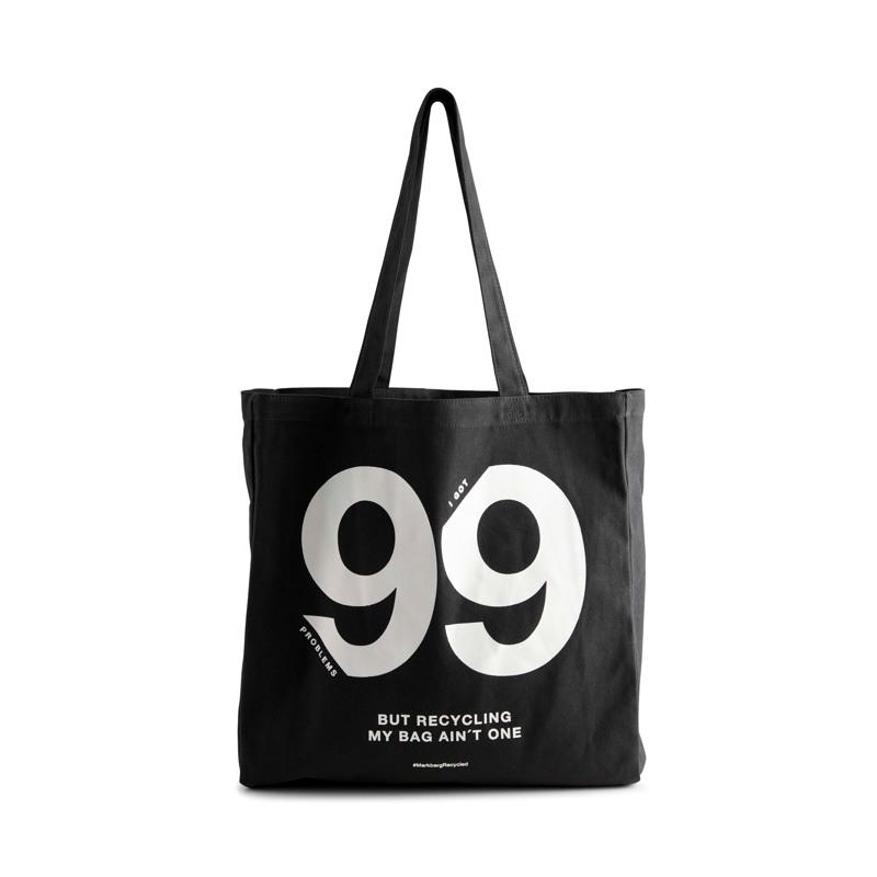 """Markberg Shopper Isidora """"99 Problems"""" Sort 1"""