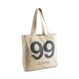"Markberg Shopper Isidora ""99 Problems"" Creme"