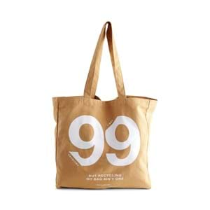 "Markberg Shopper Isidora ""99 Problems"" Gul"