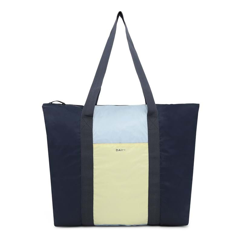Day et Shopper Day Block Bag Navy 1