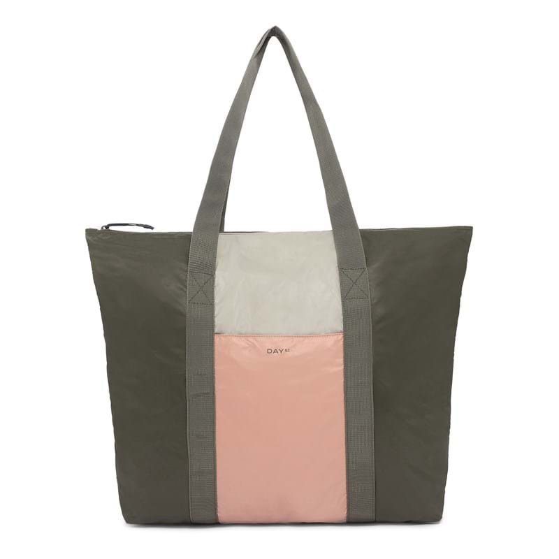 Day et Shopper Day Block Bag Army Grøn 1