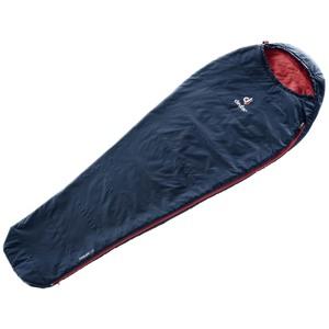 Deuter Sovepose Dreamlite L Blå/rød
