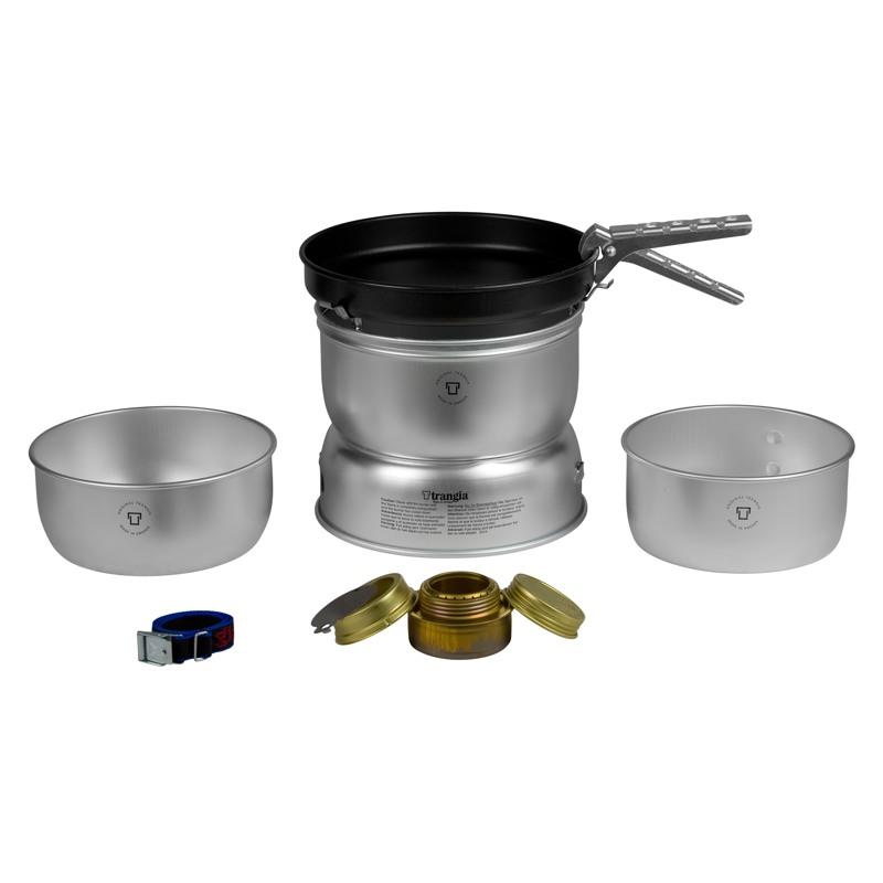 Trangia Stormkøkken 25-3 Ultra Lite Aluminium 1
