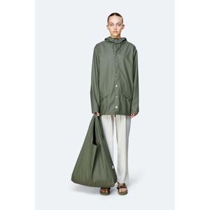 Rains Shopper Market Bag Oliven Grøn alt image