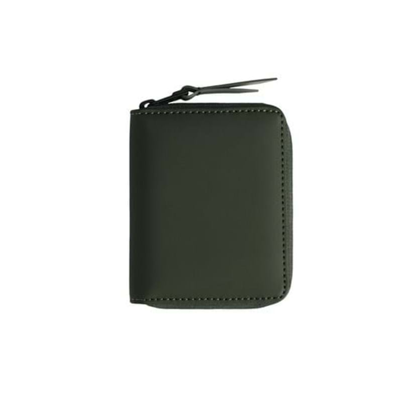 Rains Pung Small Wallet Army Grøn 1