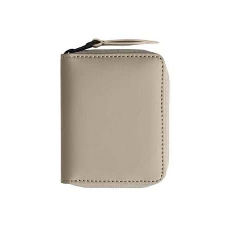 Rains Pung Small Wallet Taupe 1