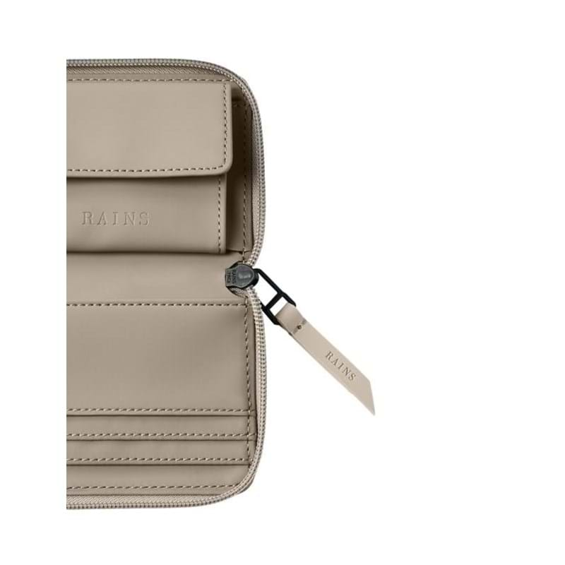 Rains Pung Small Wallet Taupe 2