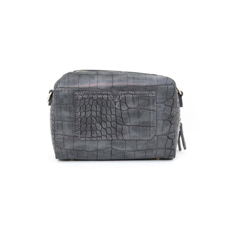 Valentino Handbags Crossbody Grå struktur 3