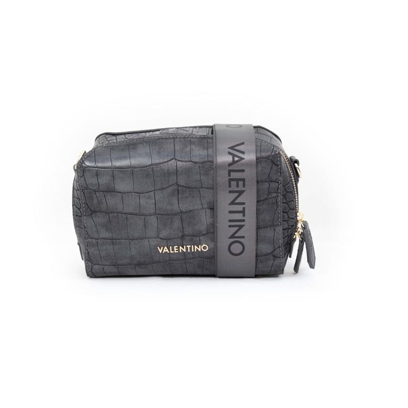 Valentino Handbags Crossbody Grå struktur 4