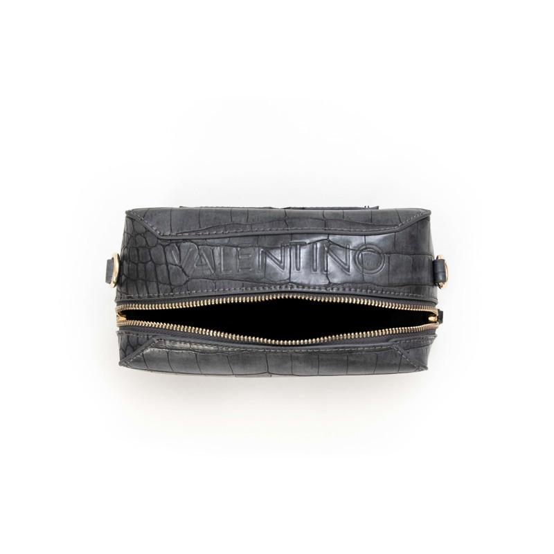 Valentino Handbags Crossbody Grå struktur 6