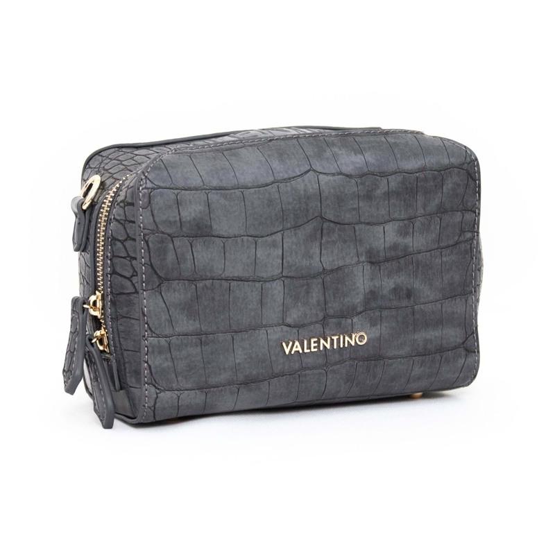 Valentino Bags Crossbody Grå struktur 2
