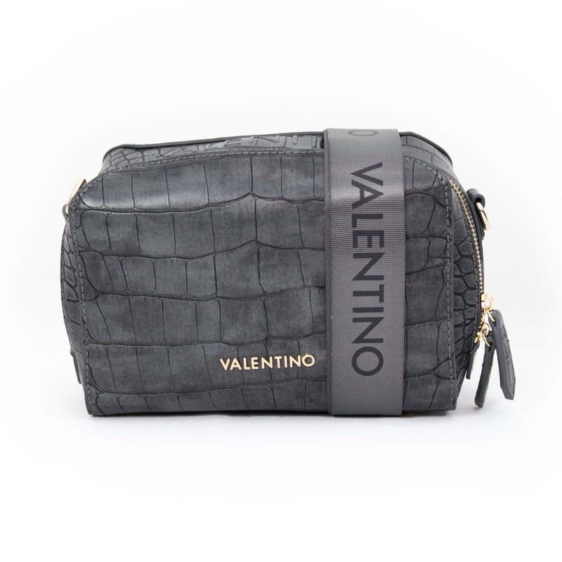 Valentino Bags Crossbody Grå struktur 3