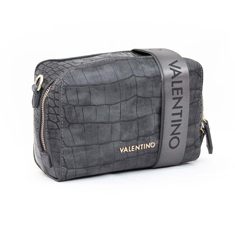 Valentino Bags Crossbody Grå struktur 4