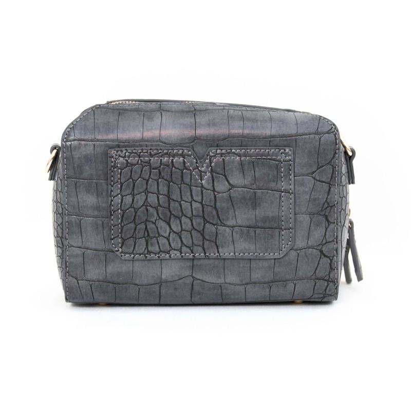 Valentino Bags Crossbody Grå struktur 5