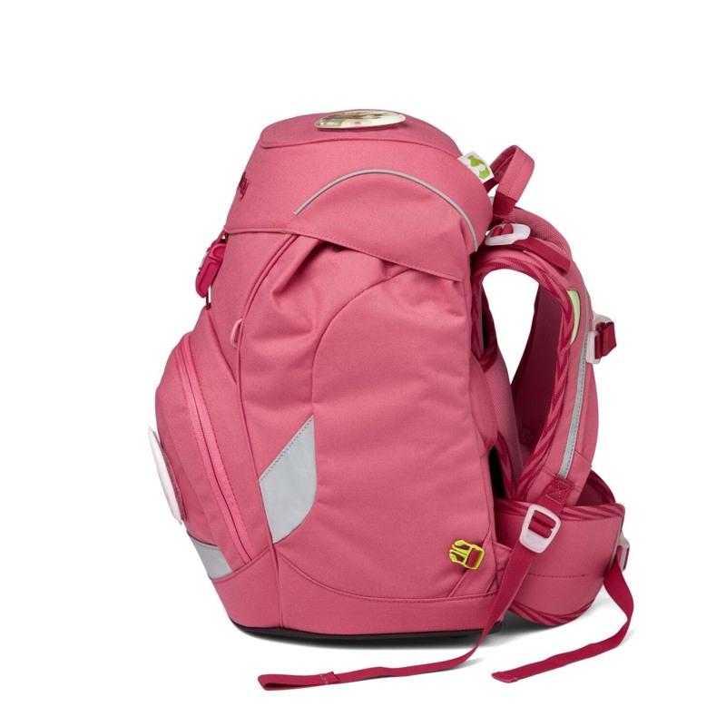 Ergobag Skoletaske Prime Eco Hero Lyserød 2