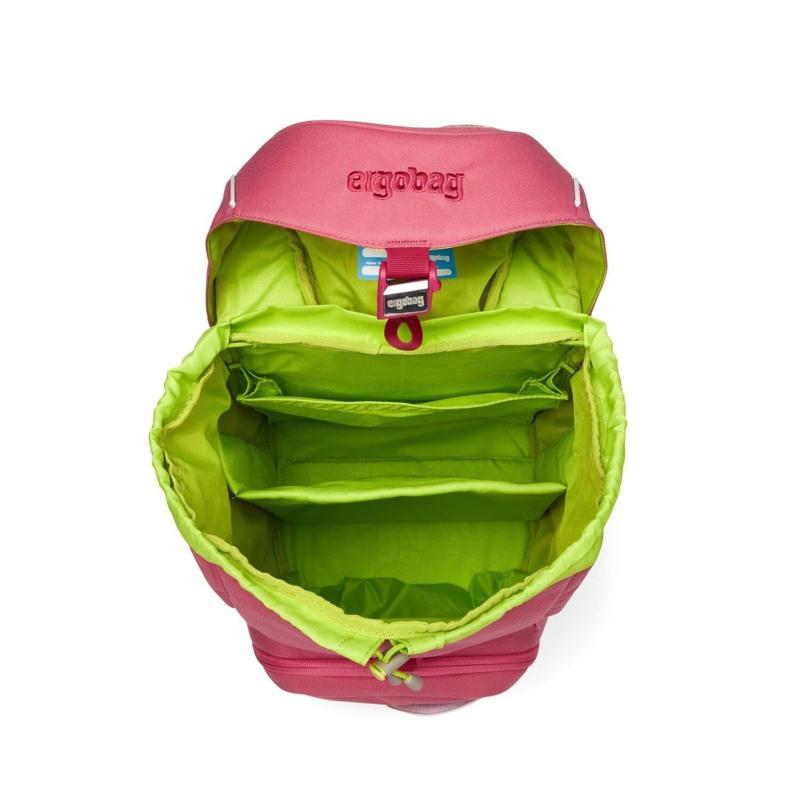 Ergobag Skoletaske Prime Eco Hero Lyserød 5