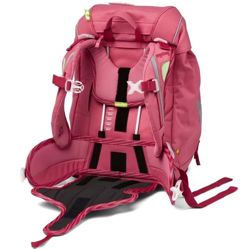 Ergobag Skoletaske Prime Eco Hero Lyserød 6