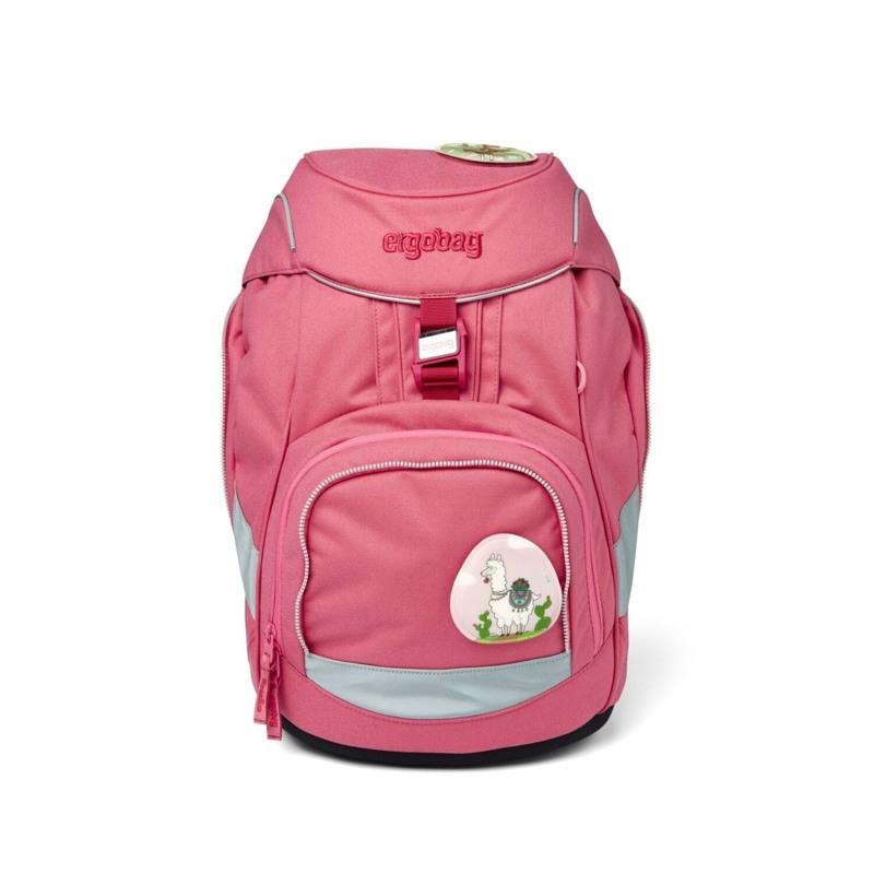 Ergobag Skoletaskesæt Pack Eco Hero Lyserød 2
