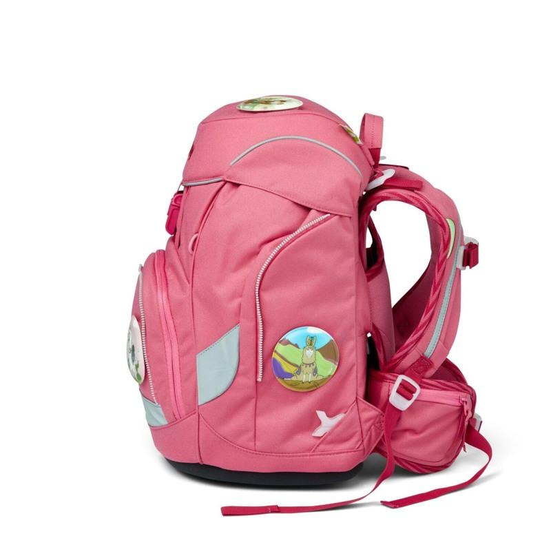 Ergobag Skoletaskesæt Pack Eco Hero Lyserød 3