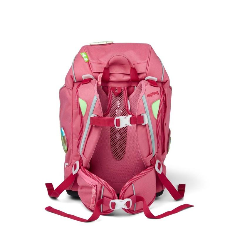 Ergobag Skoletaskesæt Pack Eco Hero Lyserød 4