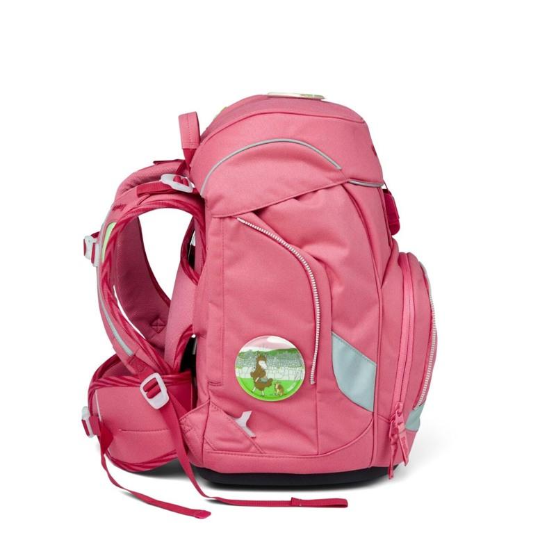 Ergobag Skoletaskesæt Pack Eco Hero Lyserød 5