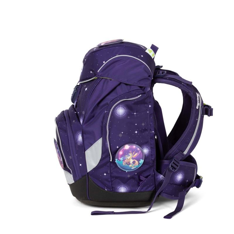 Ergobag Skoletaskesæt Pack Galaxy Glow Lilla 3