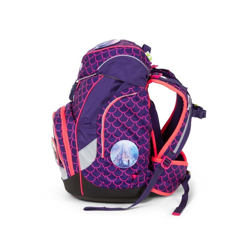 Ergobag Skoletaske Pack Lumi Edition Lilla/pink 3