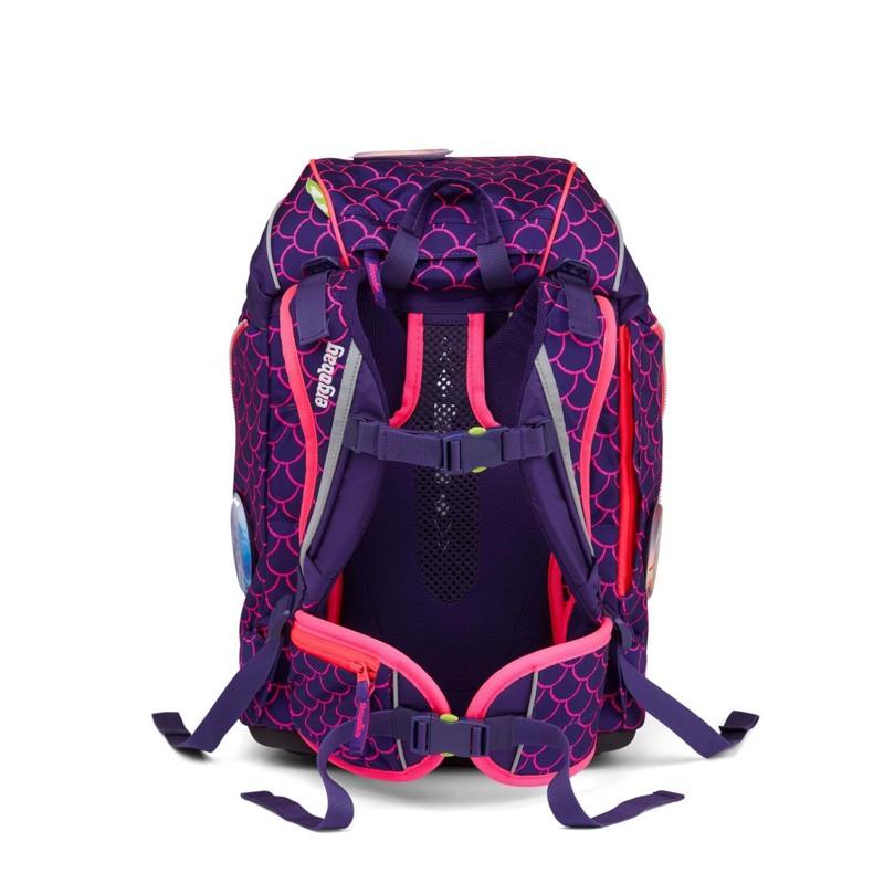 Ergobag Skoletaske Pack Lumi Edition Lilla/pink 4