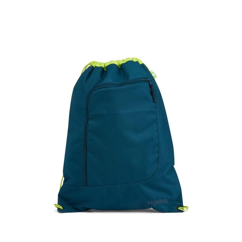 Ergobag Gymnastikpose Prime Eco Hero-E Petrol 1
