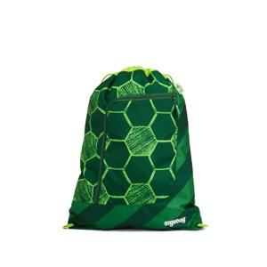 Ergobag Gymnastikpose Prime Eco Hero-E Grøn mønster