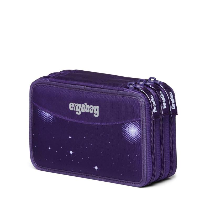 Ergobag Penalhus Maxi Galaxy Glow-Ed. Lilla 1