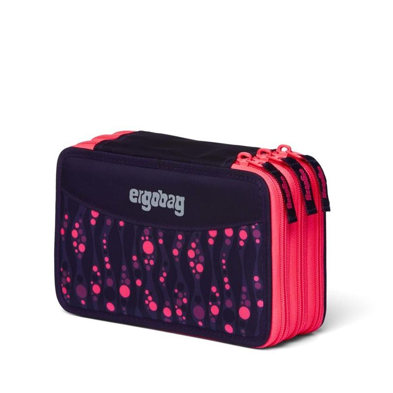 Ergobag Penalhus Maxi Lumi-edition Lilla/pink 1