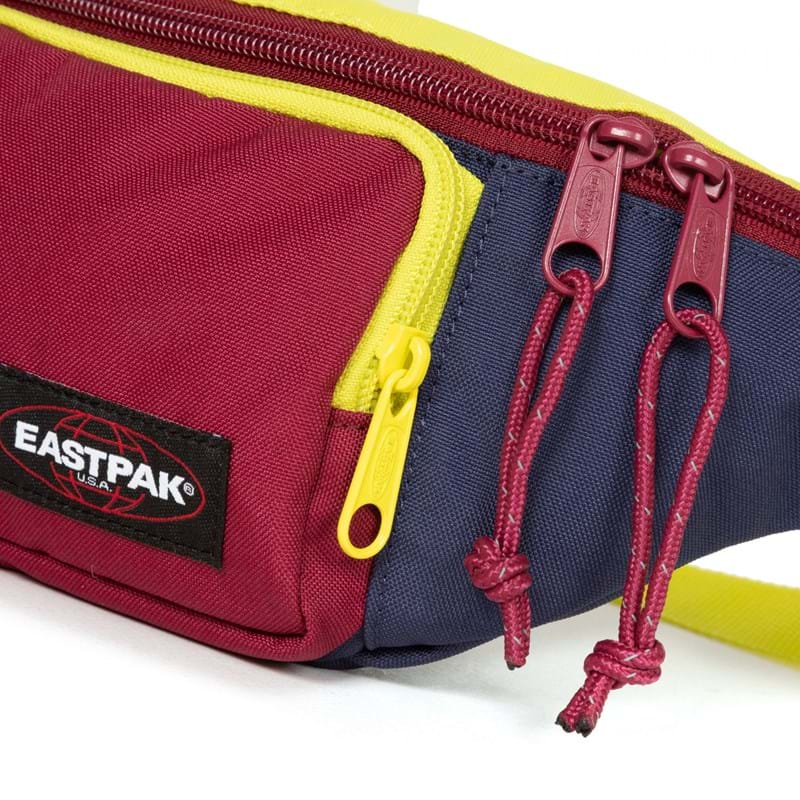 Eastpak Bæltetaske Page Blå/rød 5