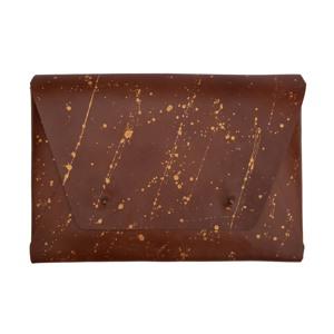 "Leather by Beth Sleeve MacBook Pro Air 14"" Brun/Beige"