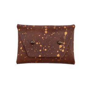 Leather by Beth Kortholder Brun/Beige