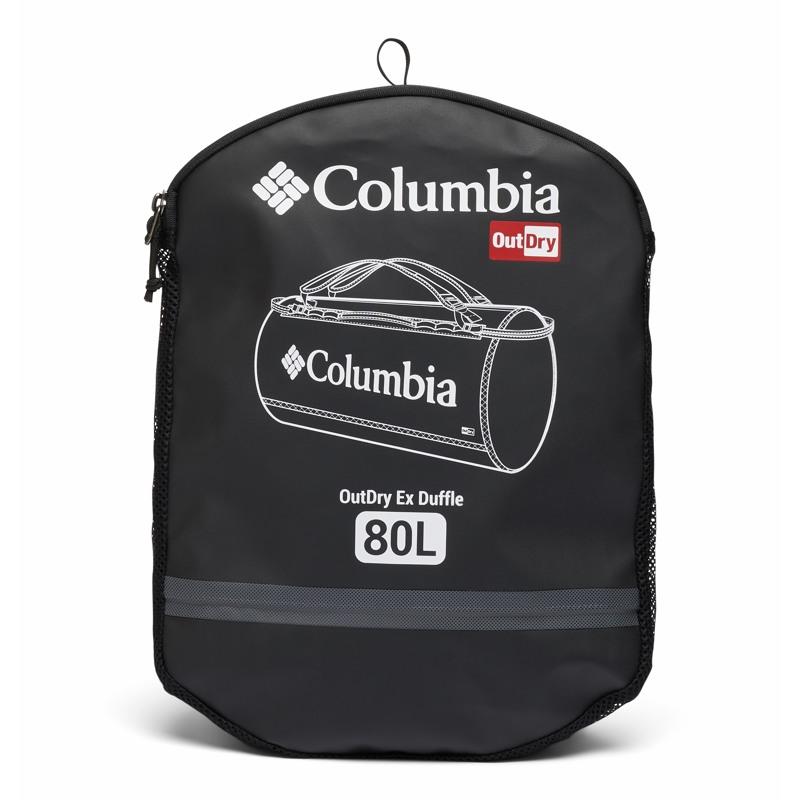Columbia Duffelbag 80L Outdry Sort 4