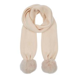NATURES Collection Tørklæde Funda  Hvid