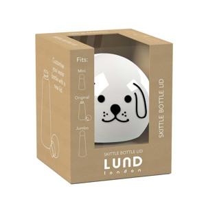 Lund London Top Drikkeflaske Hvid
