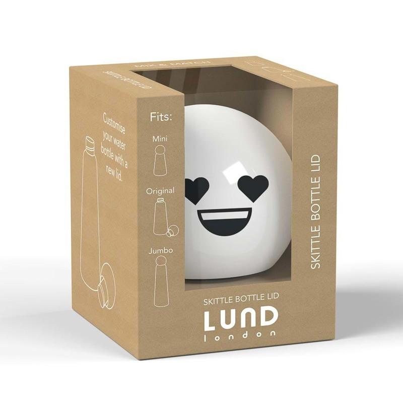 Lund London Top Drikkeflaske Hjerter 1