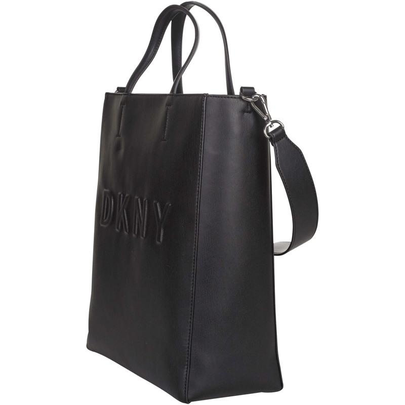 DKNY Shopper Tilly  Sort/sølv 2