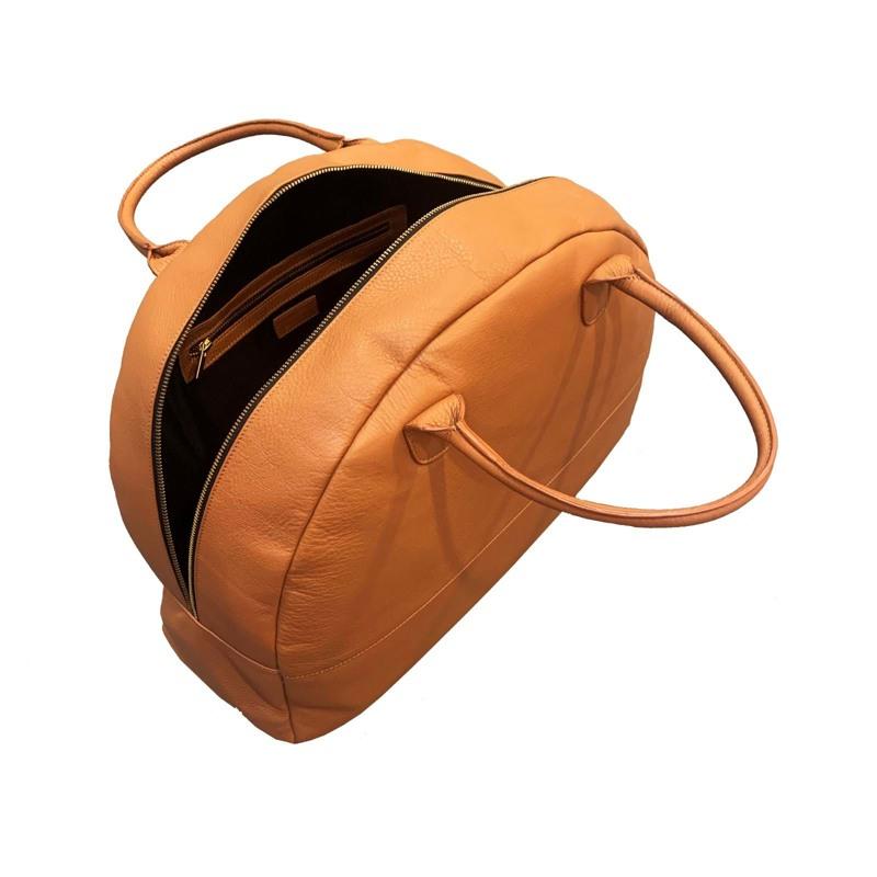 A New Story Håndtaske Luna Cognac 3
