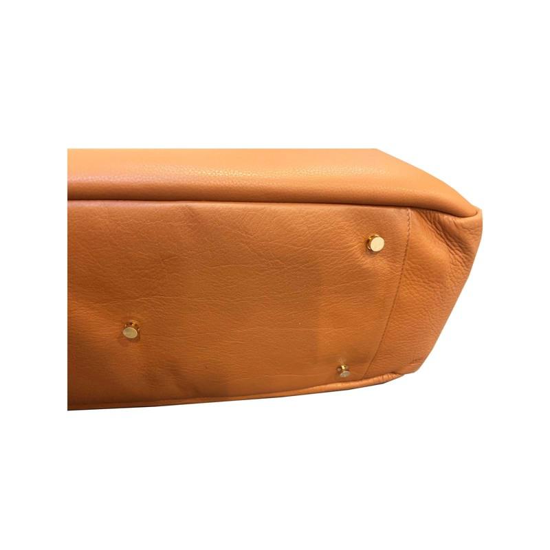 A New Story Håndtaske Luna Cognac 4